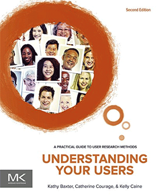 Understanding Your Users の書籍カバー
