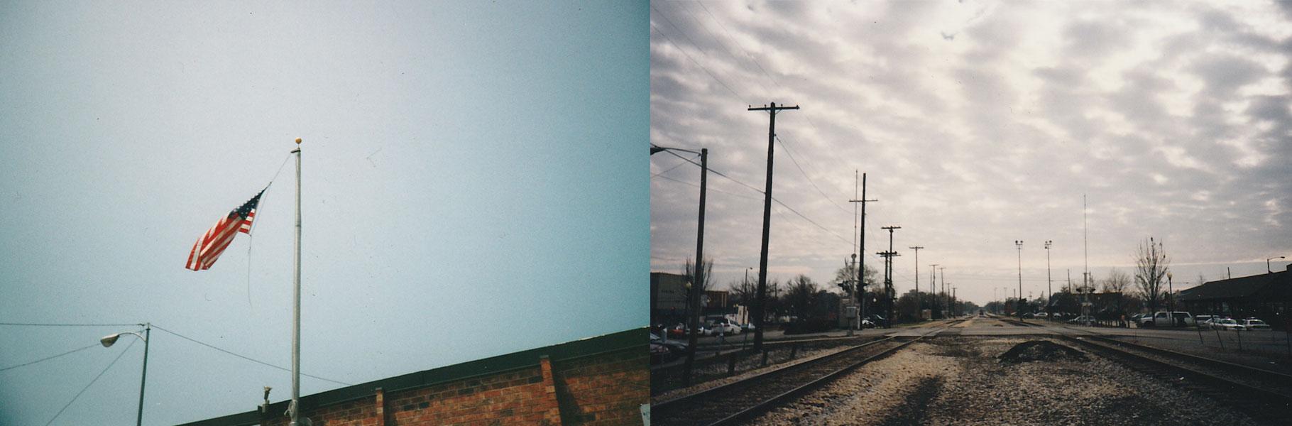 LOMO で撮影したアメリカの風景
